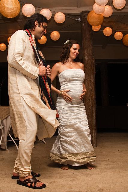 Kristen and Akshay's Wedding in Blanco, Texas