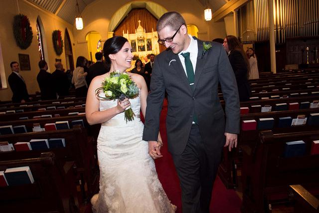 Austin Wedding Photographer | Sarah and Ross's Winter Wedding