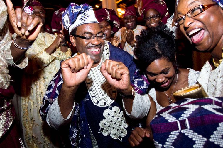 Alex and Ro's Nigerian Wedding in Waco, Texas