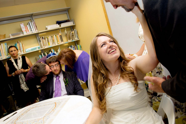 Lauren and Josh's Houston Arboretum Wedding