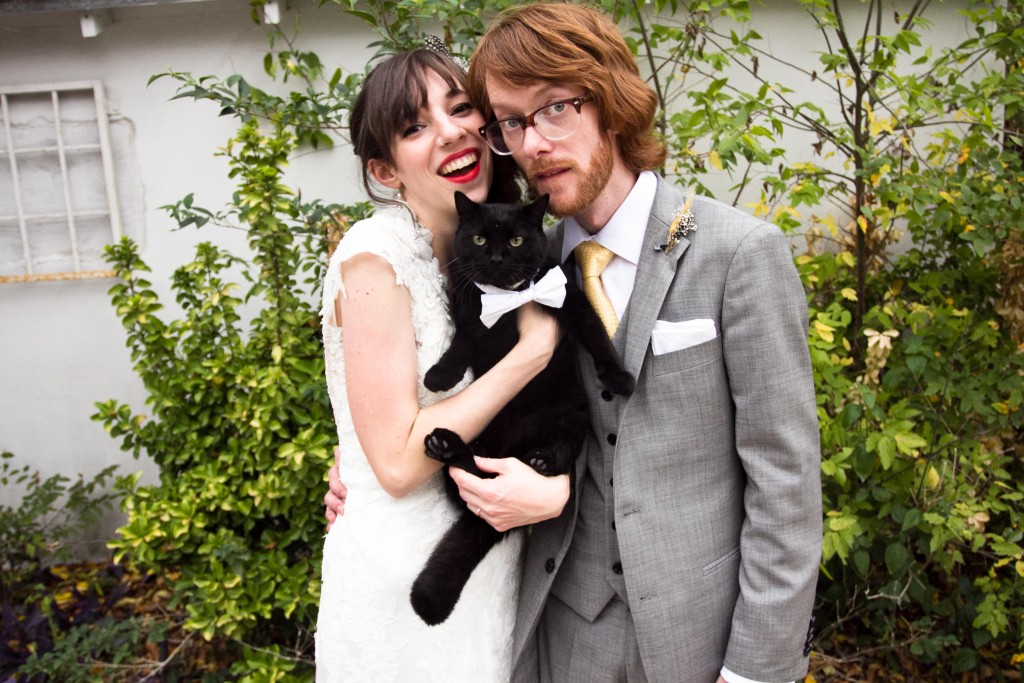 Allison and Dakota's Mercury Hall Wedding with Cat