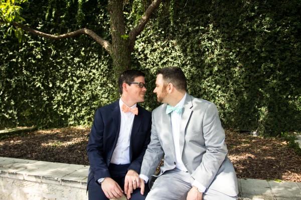 Justin and Phillip's SoCo Engagement | Austin, Texas